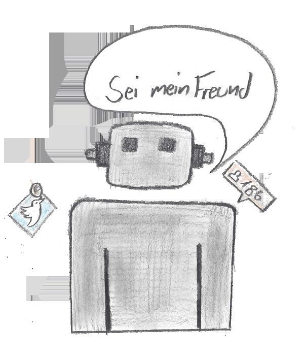 sei mein Freund SchuleEins Blog