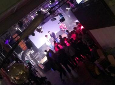 SchuleEins Blog U-18 Wahl Konzert 2017