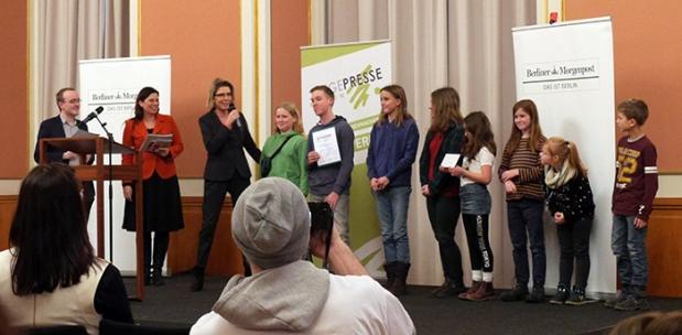 Blog SchuleEins ZeitungEins Preisverleihung19