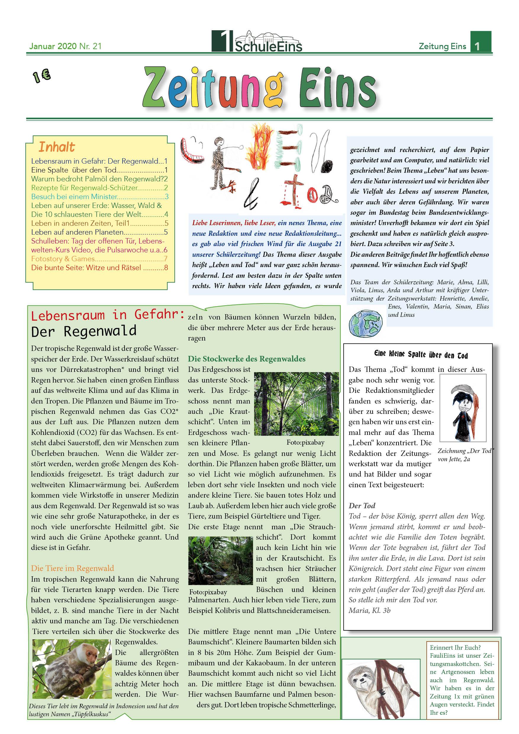 ZeitungEins_21_Seite1